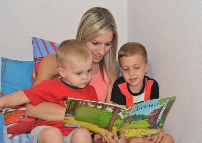 Bedtime stories - bilingual kids 2